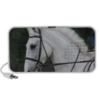 Collected White Horse Portable Speakers