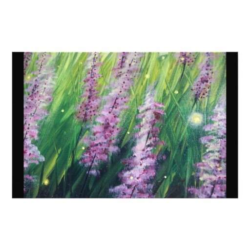 Collectible Fireflies Stationery