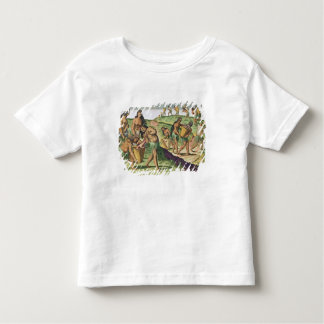Collecting Food for the Communal Storehouse Toddler T-Shirt