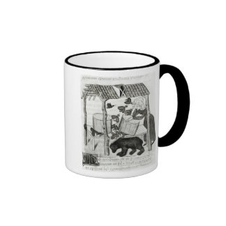 Collecting Honey Ringer Mug