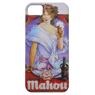 Collection of Gifts Announcement Vintage Beer iPhone 5 Covers