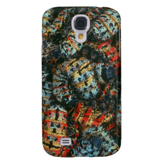 Collection Of Mopane Worms (Imbrassia Belina) Galaxy S4 Case