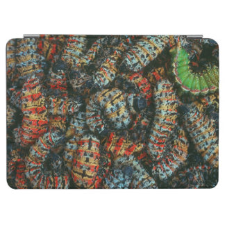 Collection Of Mopane Worms (Imbrassia Belina) iPad Air Cover