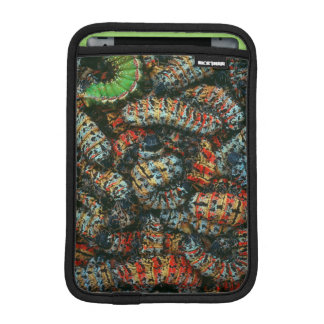 Collection Of Mopane Worms (Imbrassia Belina) iPad Mini Sleeve