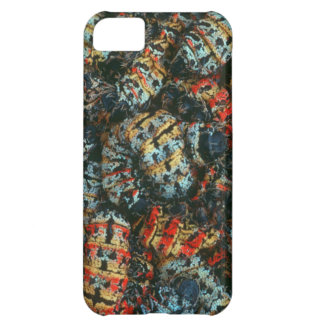 Collection Of Mopane Worms (Imbrassia Belina) iPhone 5C Case