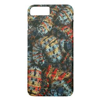 Collection Of Mopane Worms (Imbrassia Belina) iPhone 8 Plus/7 Plus Case