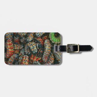 Collection Of Mopane Worms (Imbrassia Belina) Luggage Tag