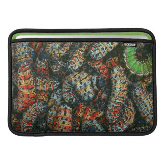 Collection Of Mopane Worms (Imbrassia Belina) MacBook Sleeve