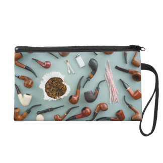 Collection of pipes wristlet