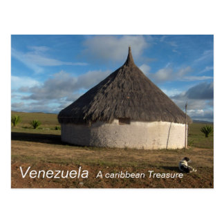 Collection  Venezuela, A caribbean Treasure Postcard