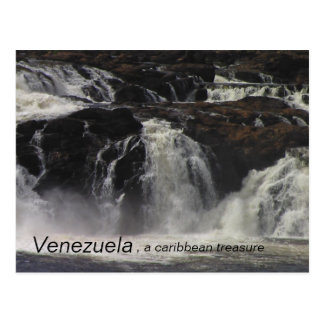 Collection: Venezuela, a caribbean treasure Postcard