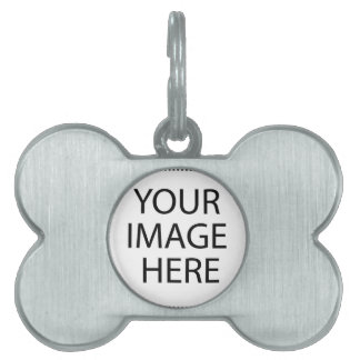 CollectionsBay Photo Create Pet Name Tag