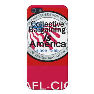 Collective Bargaining Speck Case Cover For iPhone 5/5S