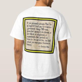 Collectivist Coexist & Proud! T-Shirt