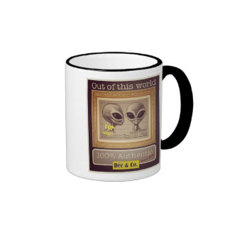 Collecton Trade Dëê 2012 Out of this world Mugs