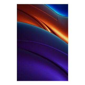 Collector Color Curves Posters