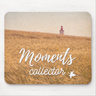 Collector Moments Mouse Pad