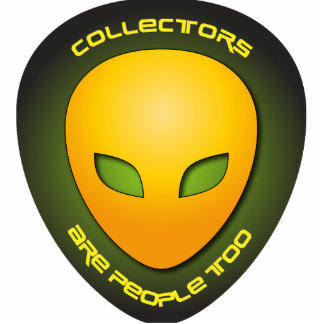 Collectors Are People Too Photo Sculpture