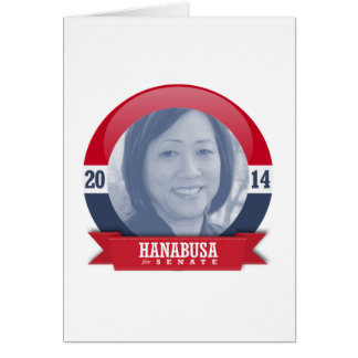 COLLEEN HANABUSA CAMPAIGN GREETING CARDS