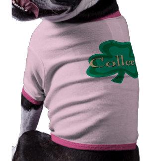 Colleen Irish Dog Shirt