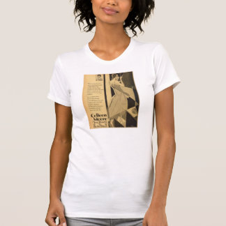 Colleen Moore 1929 powder advertisement fashion Tees