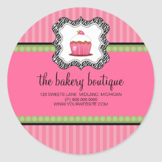 Colleen's Business Stickers