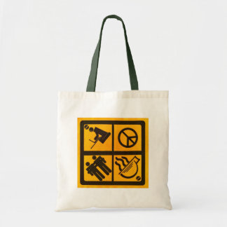 College Balance Budget Tote Bag