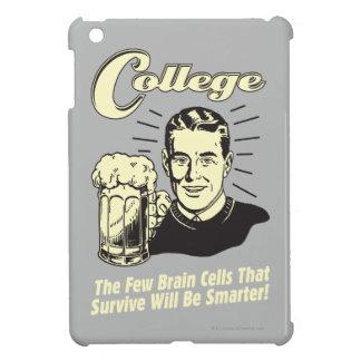 College: Brain Cells Survive Smarter iPad Mini Cases