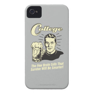 College: Brain Cells Survive Smarter iPhone 4 Cover