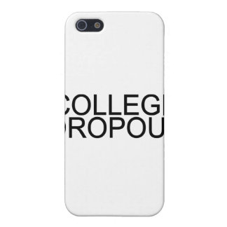 College Dropout Covers For iPhone 5