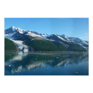 College Fjord II Beautiful Alaska Photography Photographic Print