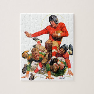 College Football Jigsaw Puzzle