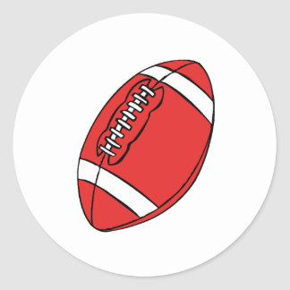 College Football Stickers