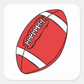 College Football Sticker