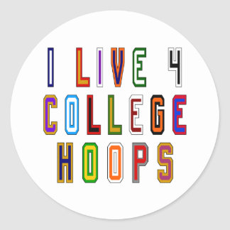 College Football T-Shirts & Gifts Sticker