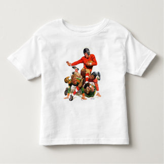 College Football Toddler T-Shirt