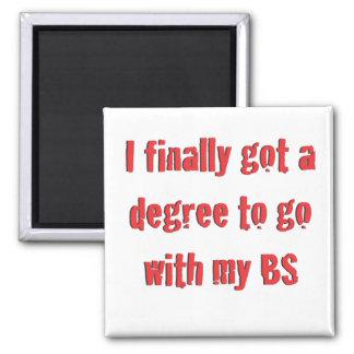 College Graduation Refrigerator Magnets