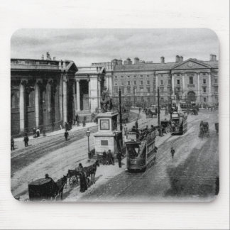College Green, Dublin, c.1900 Mouse Pad