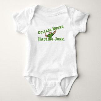 College Hunks Hauling Junk Basic Baby Bodysuit