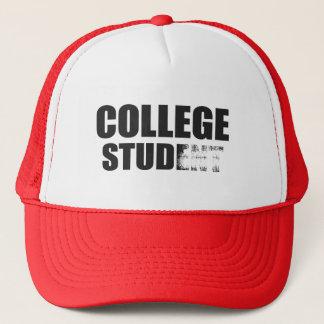 College Stud Trucker Hat