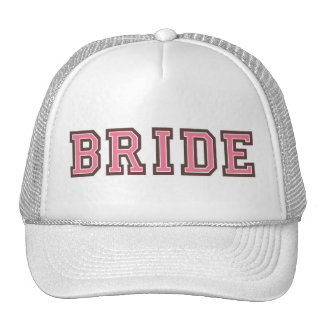 Collegiate Bride Trucker Hat