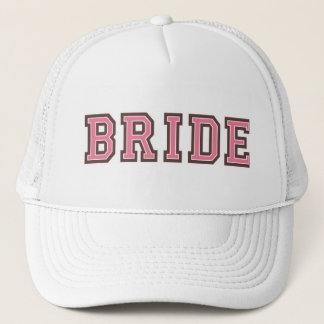 Collegiate Bride Trucker Hat