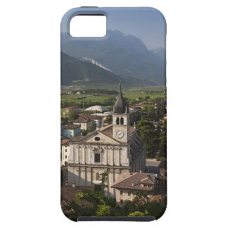 Collegiate church in morning, Arco, Trento iPhone 5 Covers