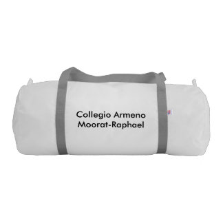 Collegio Armeno Duffle Gym Bag