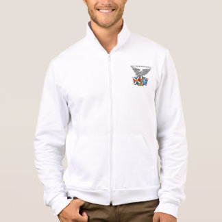 Collegio Armeno Moorat-Raphael Men's Jogger Fleece Jacket
