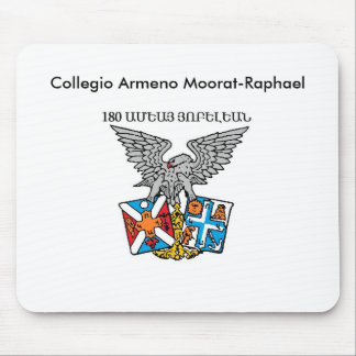 Collegio Armeno Mouse Pad