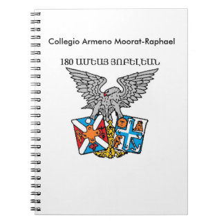 Collegio Armeno Notepad Notebook