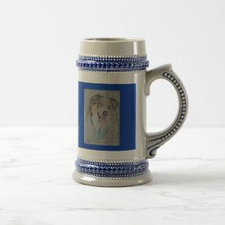 colley Dog Mug
