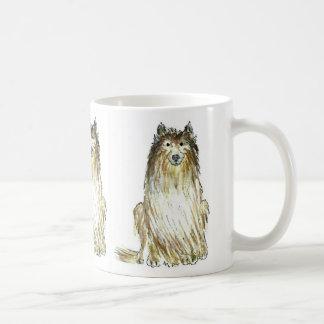 Collie Coffee Mug