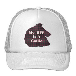 Collie Head Rough BFF Hat